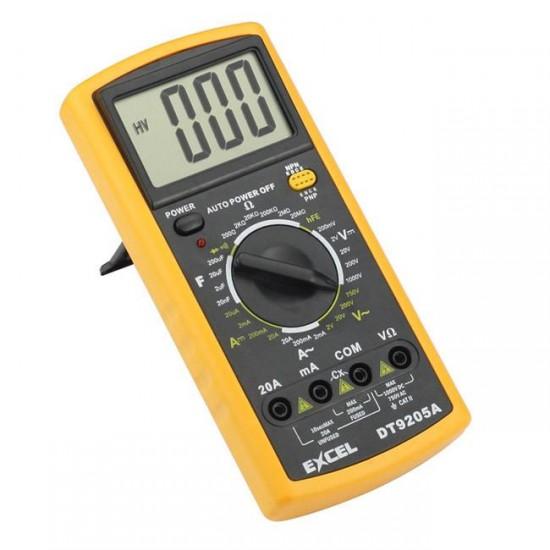 Digital Multimeter 9205A