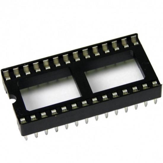 IC SOCKET Base 28 PIN DIP