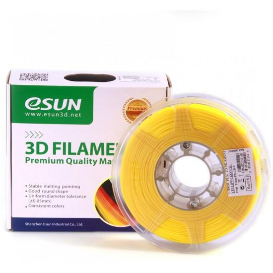 eSUN 3D PLA plus 1.75mm - Yellow Color