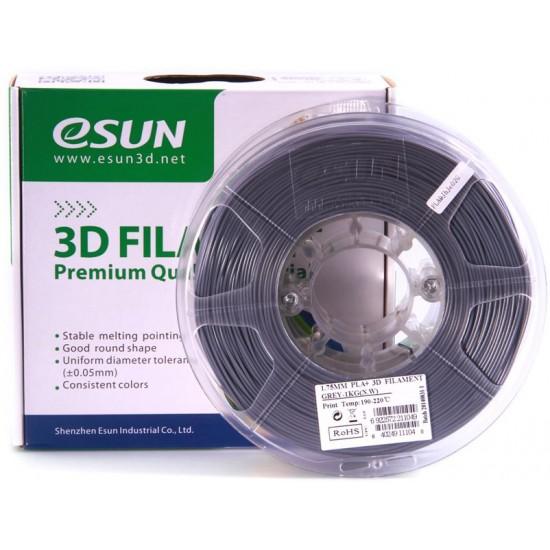 eSUN 3D PLA plus 1.75mm - Grey