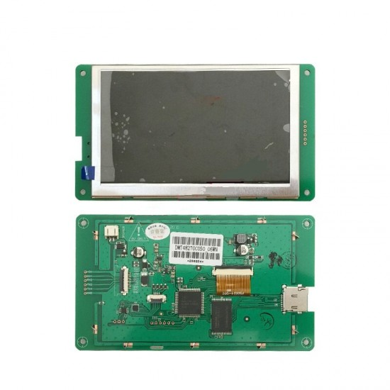 DGUS TFT LCD Module DWIN DMT48270C050_06WT 5 inch Without Frame