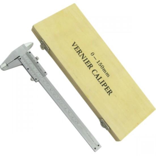 Vernier Caliper Open Style Upper Lock 0-150mm