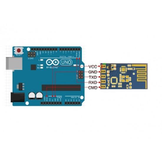 Arduino USB Wireless Downloader Programmer Debugger