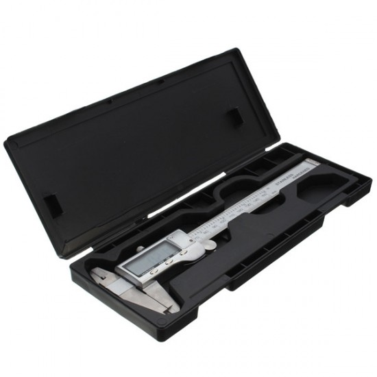 Digital Stainless Electronic Vernier Caliper Guage 6 (150mm)