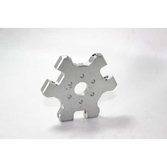 End Effector Aluminum Alloy Mount for RepRap Delta 3D Printer Kossel Mini E3D