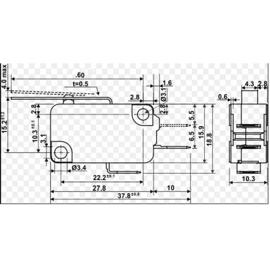 Micro Switch big-long
