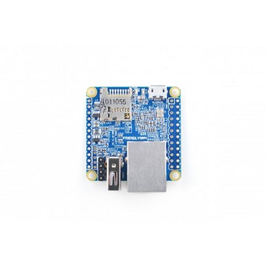 NanoPi Neo H3 Cortex-A7 Quad Core 1.2GHz SoC and 256M 32bit DDR3 RAM (Raspberry Pi zero competitor)