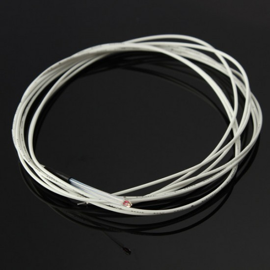 3D Printer NTC 100K Sensor with 1M Cable