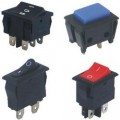 "Power ""Rocker"" Switches"