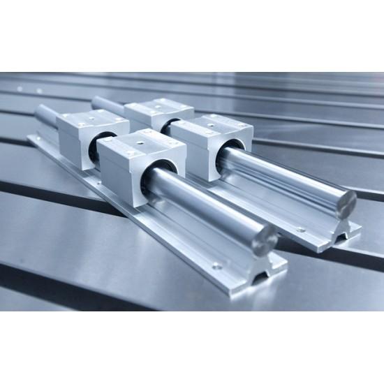 SBR16 L1000mm Linear Rail Linear Slide Guide Rail CNC and 3D printer Accessories