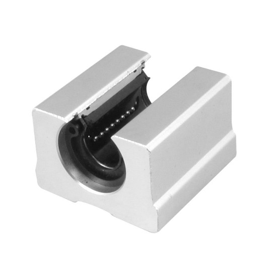 3D printer and CNC Bearing Accessories SBR12UU 12mm Linear Motion Ball Bearing Pillow Block
