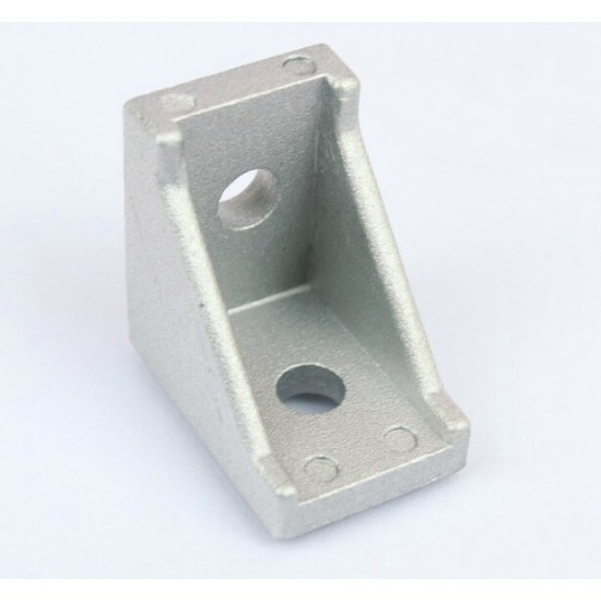 3030 Aluminum Profile Side  Angle Corner Connector Joint Bracket