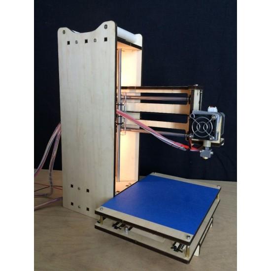 3D Printer Tower Frame Laser Cut 6mm PlyWood DIY KIT