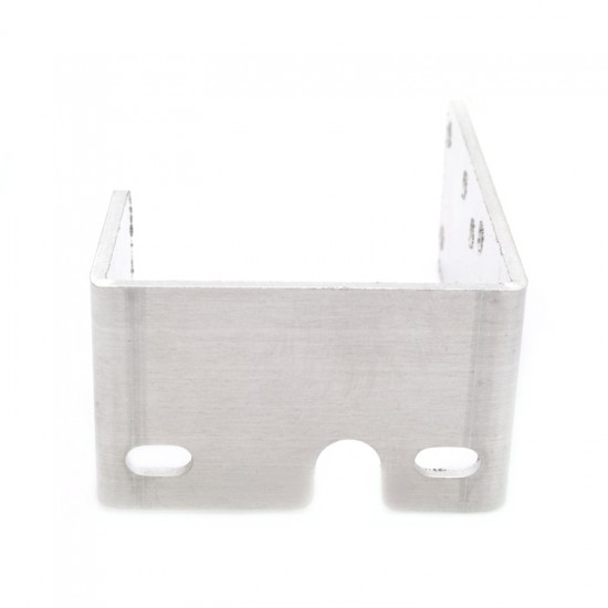 3D Printer Accessories for Prusa i3 U L shaped aluminum Angle for Extruder