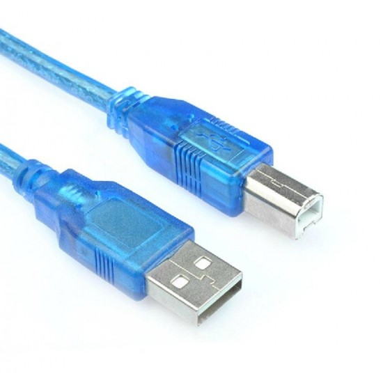 USB Cable Standard A-B For Arduino Boards and Printers