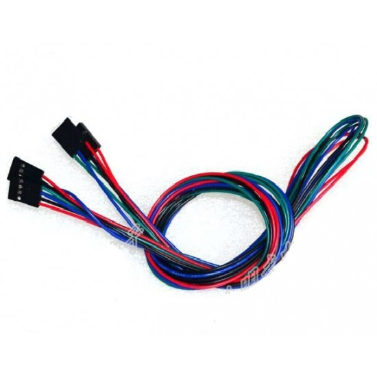 3d printer accessories 4pin 70cm Long Fem/Fem Cable