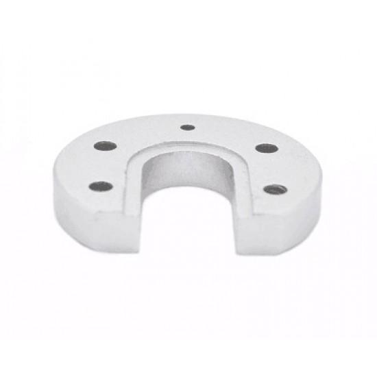 3D Printer Metal J-Head E3D Mounting Plate U Shape