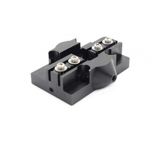 3D printer accessories all-metal Delta pulley slip regulation hammock station Block
