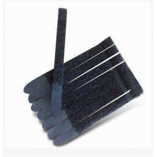 3D printer accessories Velcro cable tie 10x160mm long for easy cable grouping