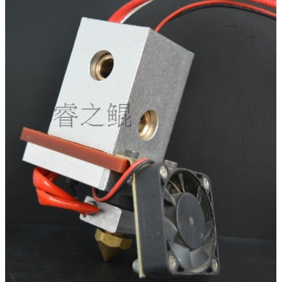 3D Printer aluminum Extruder for ultimaker and Core XY machine system