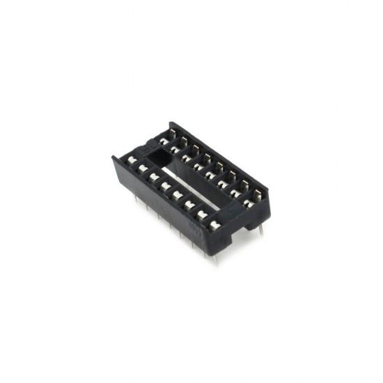 16 pin ic base DIP SOCKET