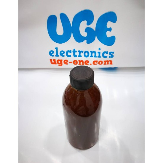 PCB Etching Acid FeCL3 Solution 250ml