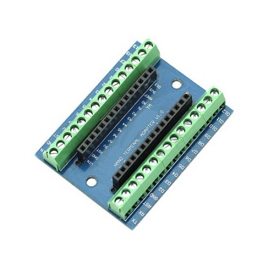Arduino Nano ProtoShield ScrewShield