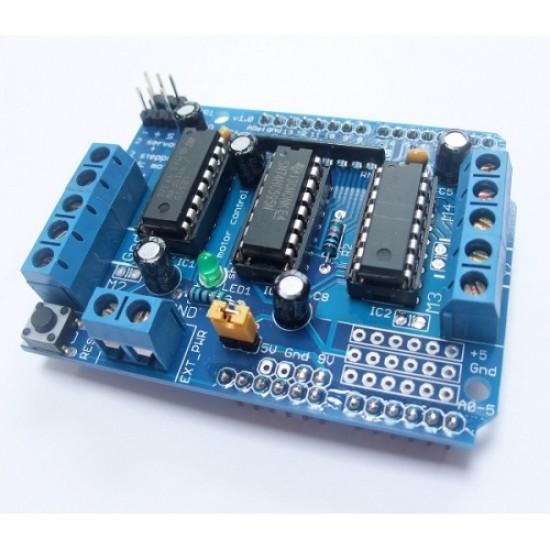 Arduino 4 Motor Driver Shield