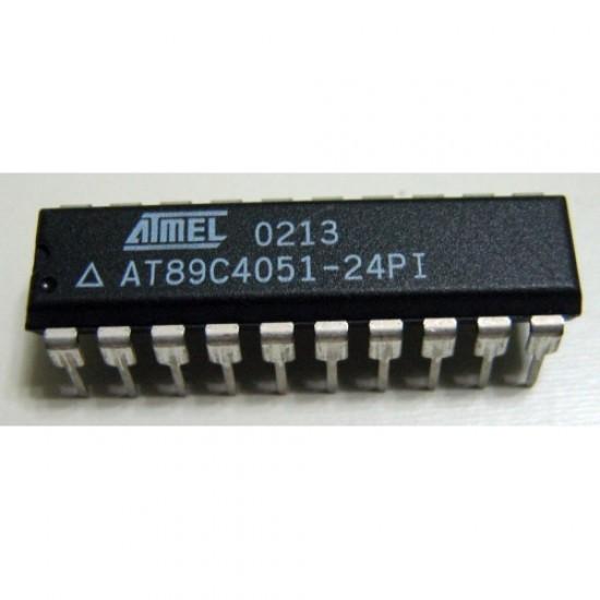 AT89C4051-24PI