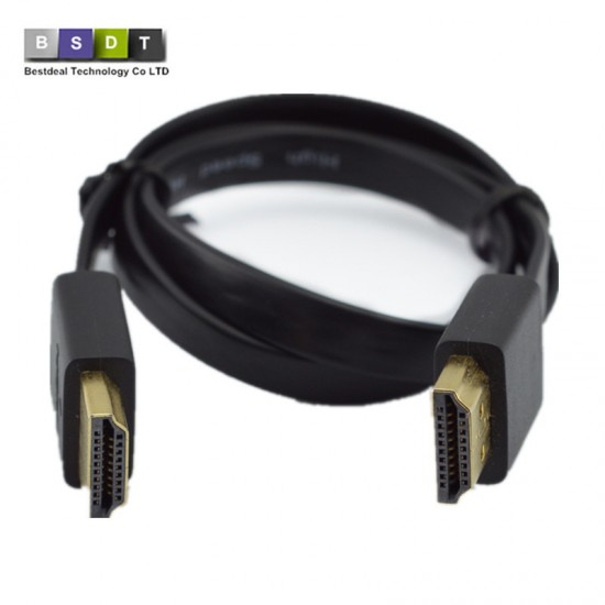 HDMI-HDMI 1.5M Cable Hi Definition Multimedia Interface Cable
