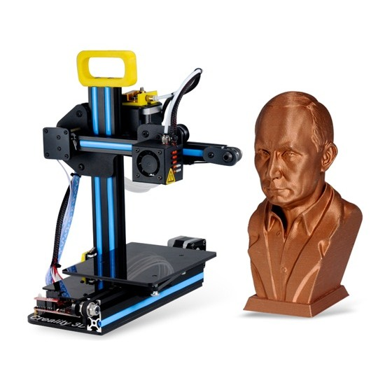 3D Printer Portable Kit Creality CR-7 DIY High-Performance and Low Cost
