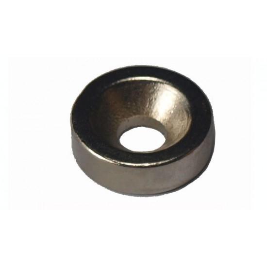 Delta Kossel 3d printer Super circular Magnetic support end