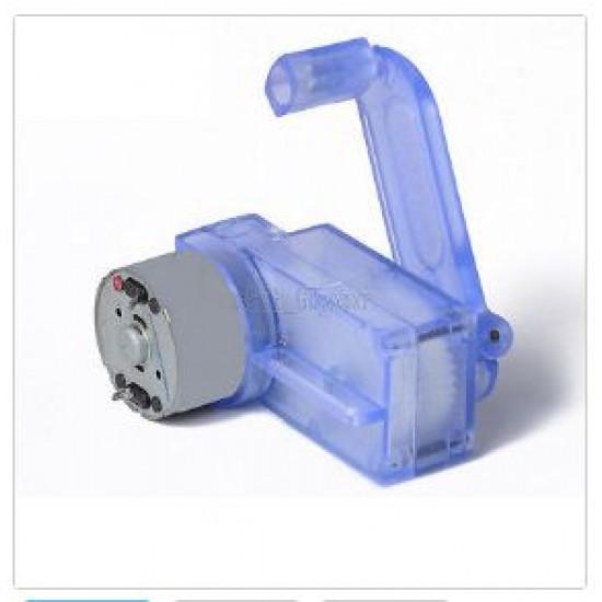 6v Hand Crank Dynamo Generator