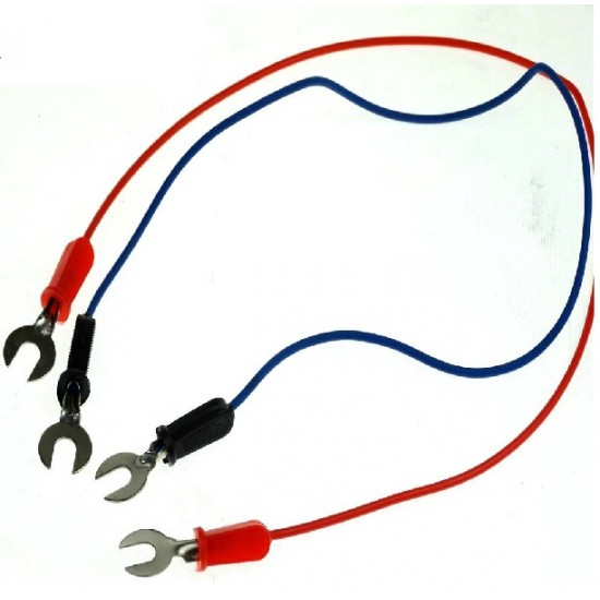 Lab electrical circuit cable / teaching equipment