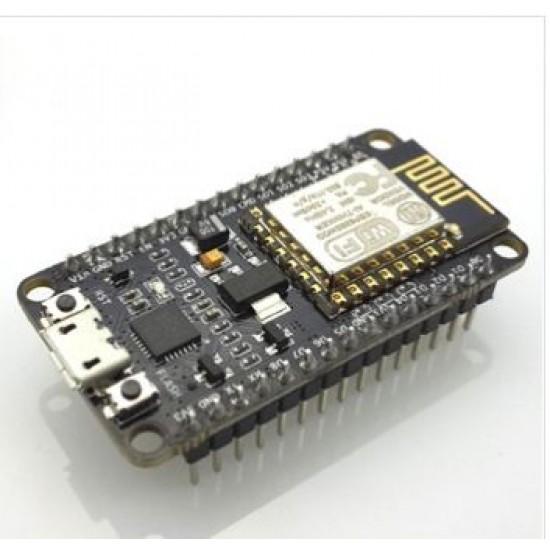 NodeMCU LUA WiFi Internet of things ESP8266 WITH CP2102 USB - UART Development Board IoT