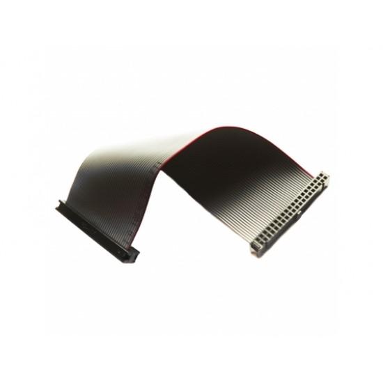 RASPBERRY 26 Pin GPIO Ribbon Cable - Grey 150mm