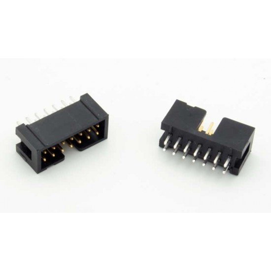 IDC Connector Male 14Pin