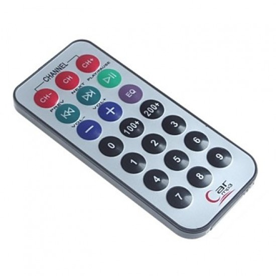 Infrared Remote Control(with batteries)