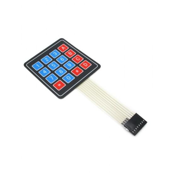 Keypad 4x4 Mebrane