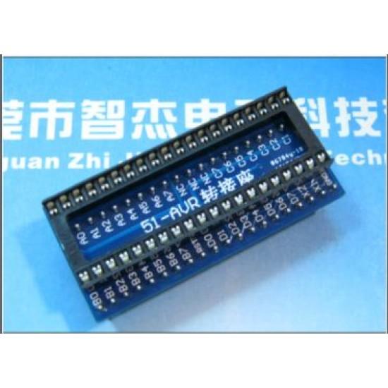 AT89-AVR Adapter PCB board