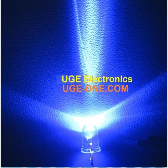 LED High Emissive Clear BLUE 5mm