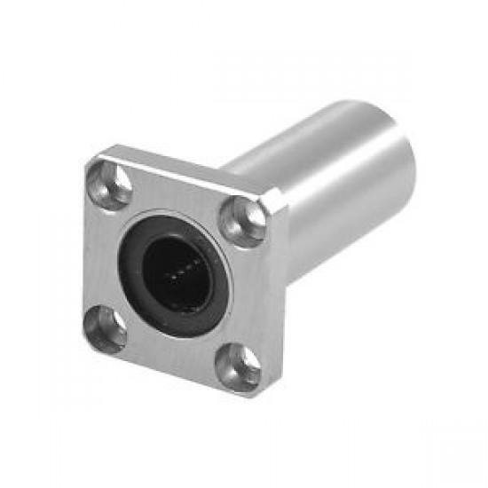 3D printer LMK12LUU Square Flange Mounted Linear Motion Ball Bearing