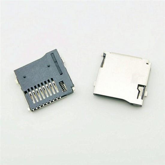 microSD Memory Socket Pcb Mounted