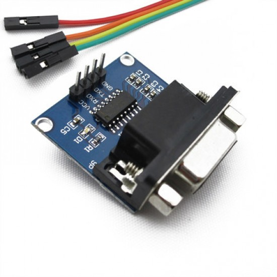 RS232 to TTL serial level converter module