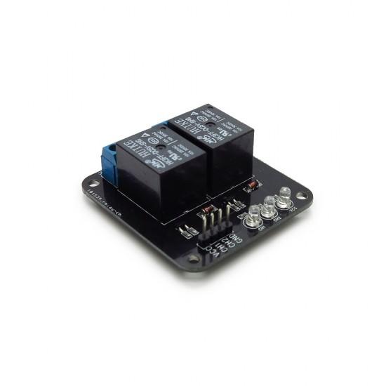 Relay Module 5V 2CH