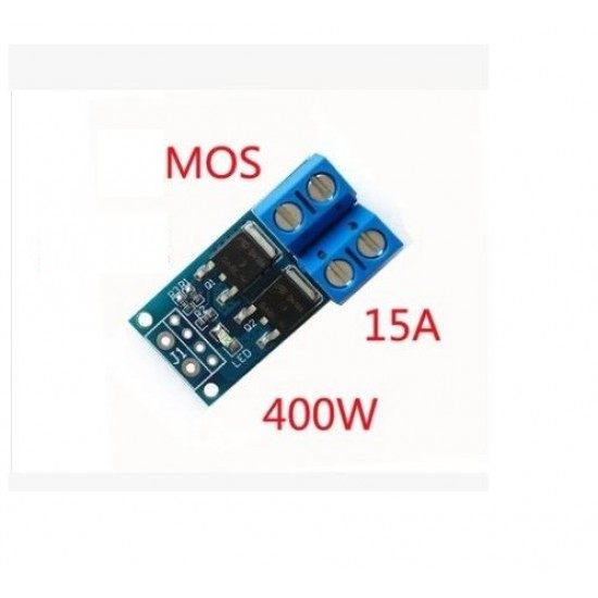 High-Power MOSFET Trigger Switch Module 15A