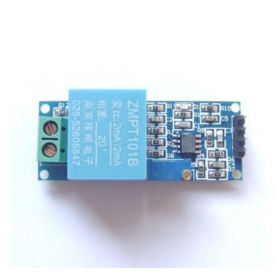 Single-Phase AC Active Output Voltage Transformer Module Voltage Sensor Module