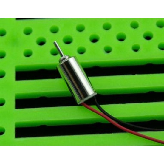 Micro Brushless Aircraft DC Motor 4mm x 8mm