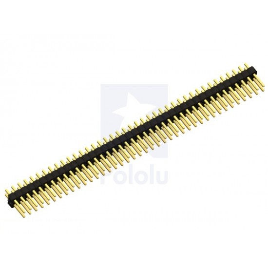 Pin Header Male 2x40 Straight 2.54mm