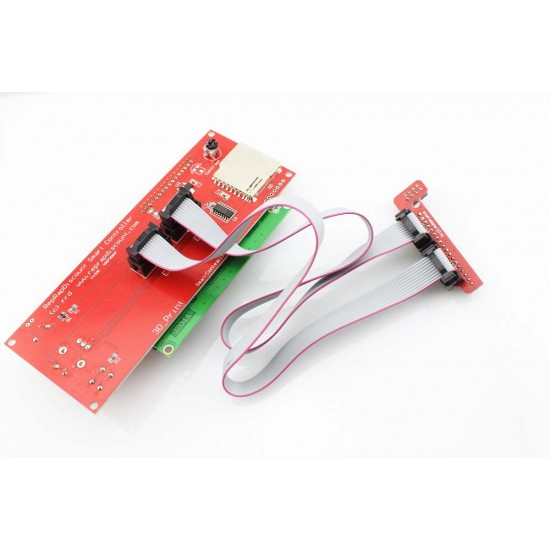 3D Printer RAMPS LCD20x4 LCD 2004 interface with SD